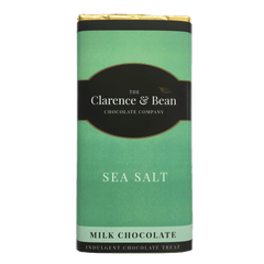 Seasalt Milk Chocolate Bar