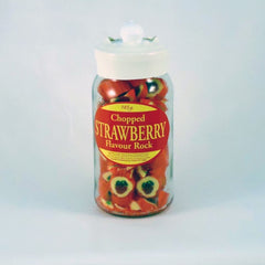Strawberry Rock Jar