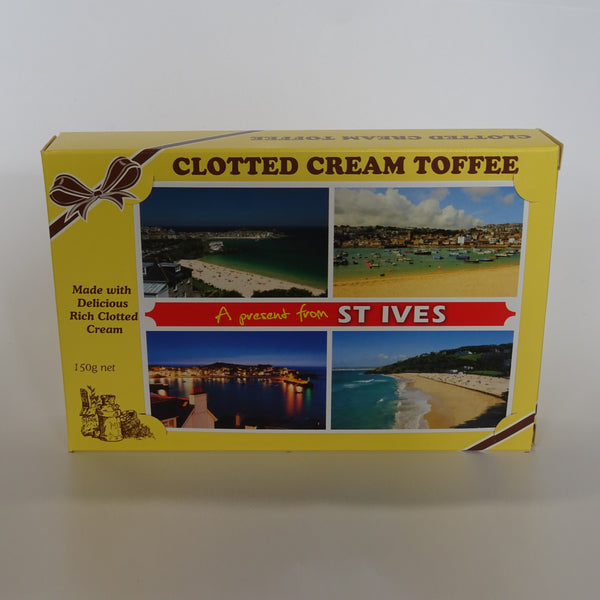 Clotted Cream Toffee 150g
