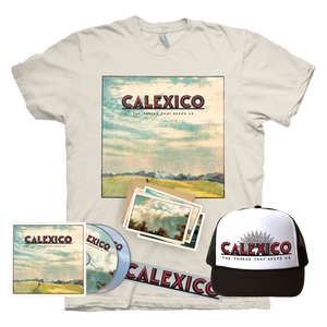 SIGNED ltd.2CD + T-Shirt + Cap + Postcard Set