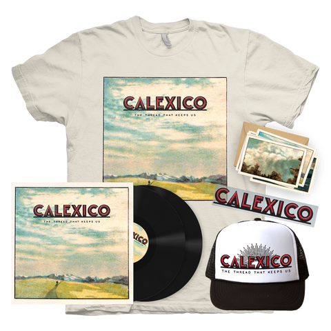SIGNED ltd.2LP + T-Shirt + Cap + Postcard Set