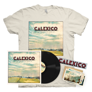SIGNED ltd.2LP + T-Shirt + Postcard Set