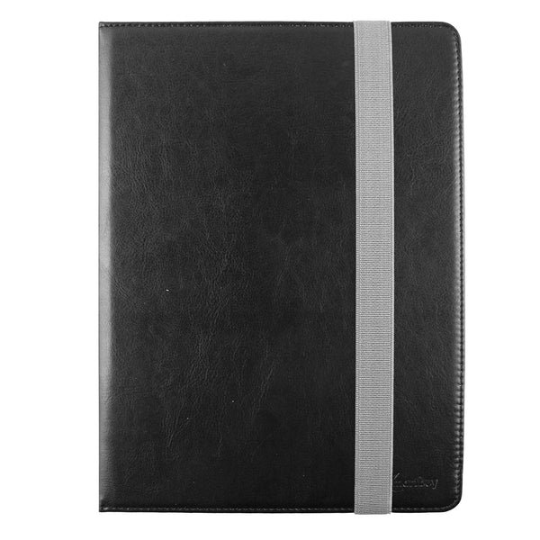 Universal Tablet Case - Black Grey Elastic