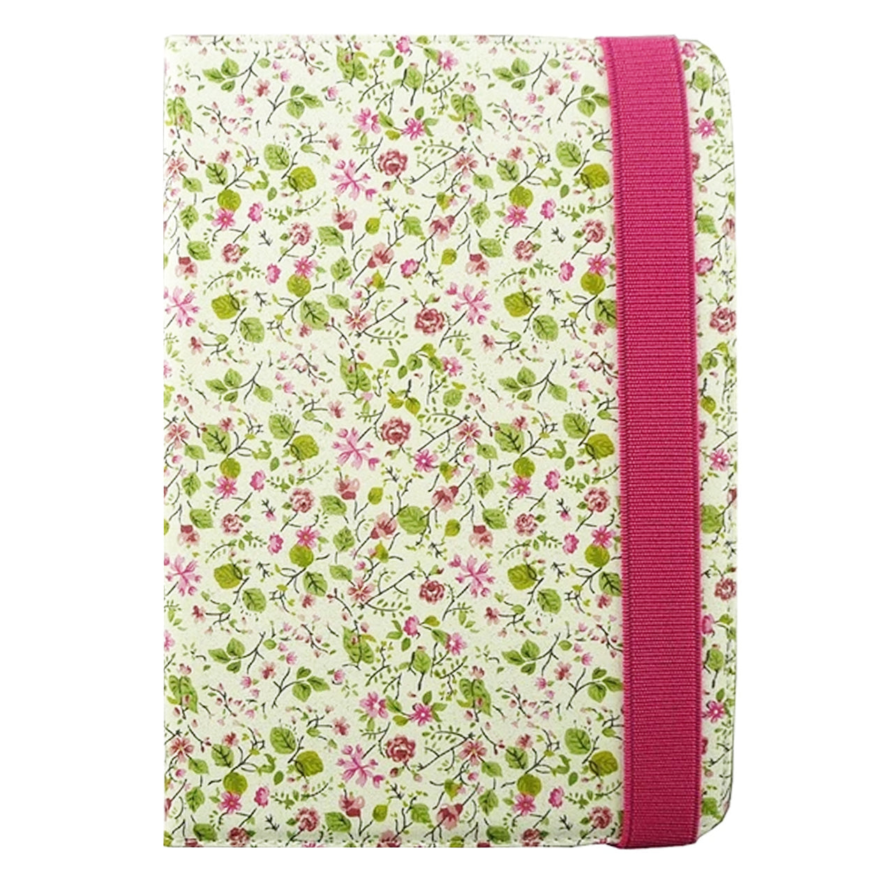 Universal Tablet Case - Pink Green Floral