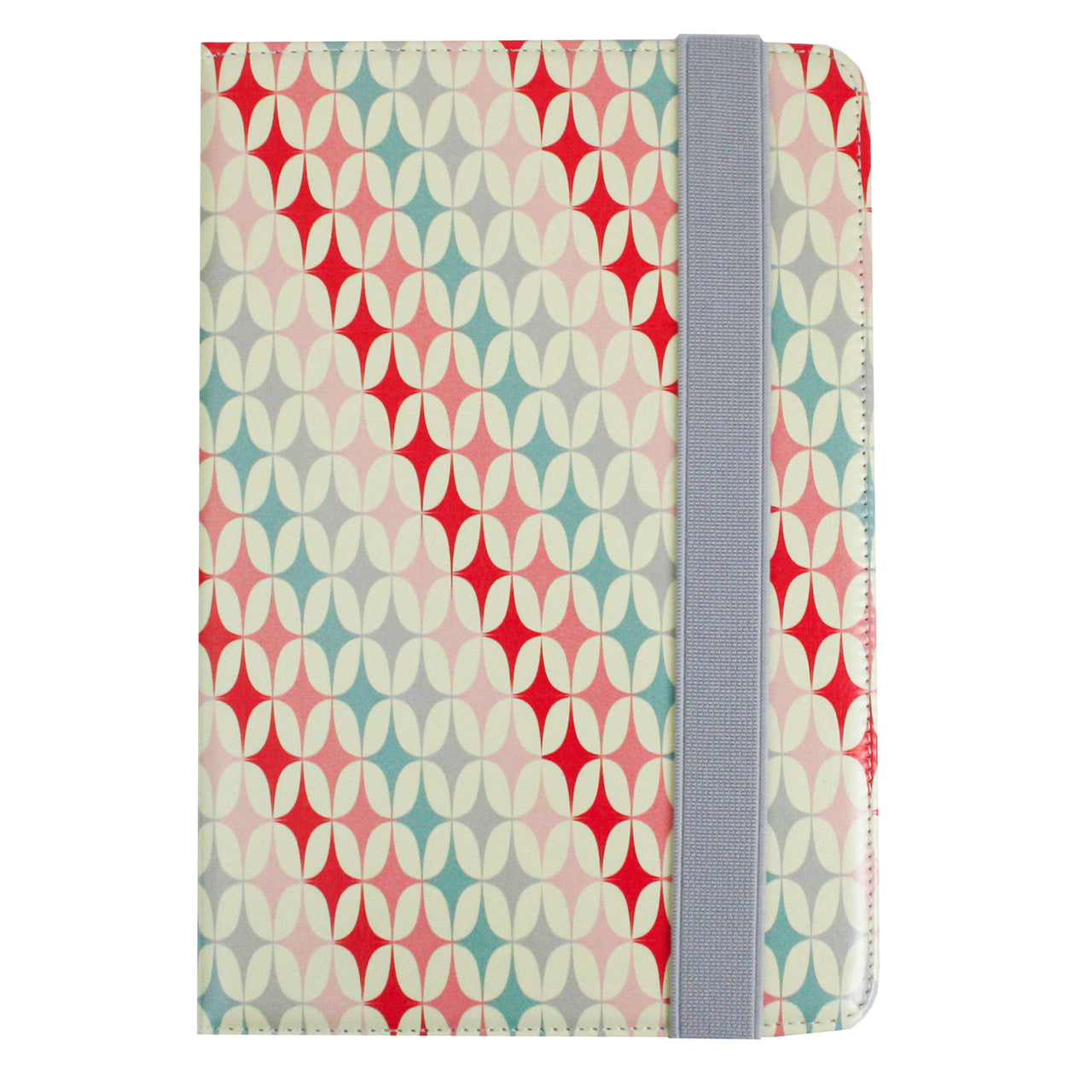 Universal Tablet Case - Pink Stars