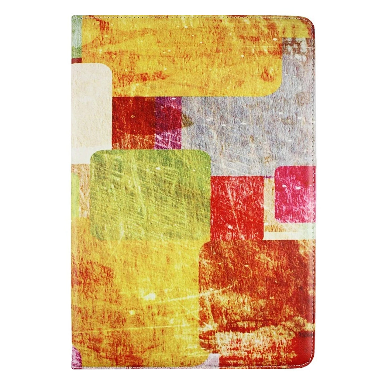 Universal Tablet Case - Colored Tiles