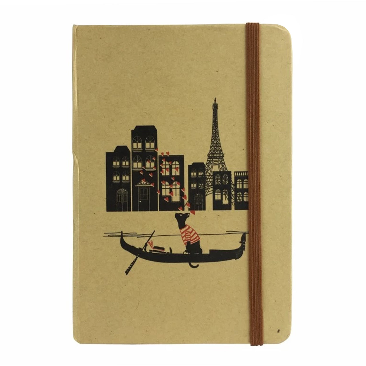 A6 City Notebook - Paris - EMARTBUY