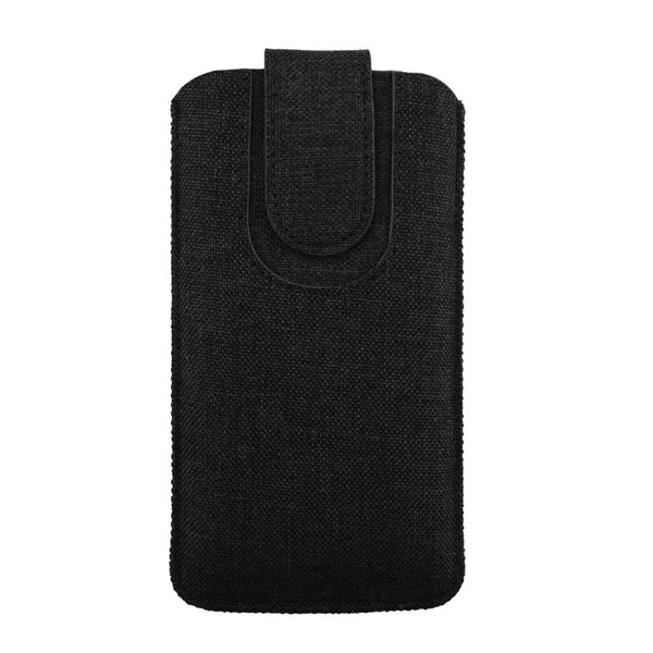 Universal Phone Pouch - Textured Dark Grey