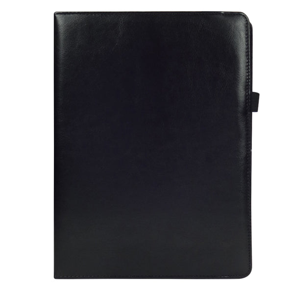 360° Rotating Universal Tablet Case - Black - EMARTBUY
