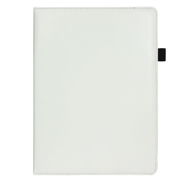 360° Rotating Universal Tablet Case - White - EMARTBUY