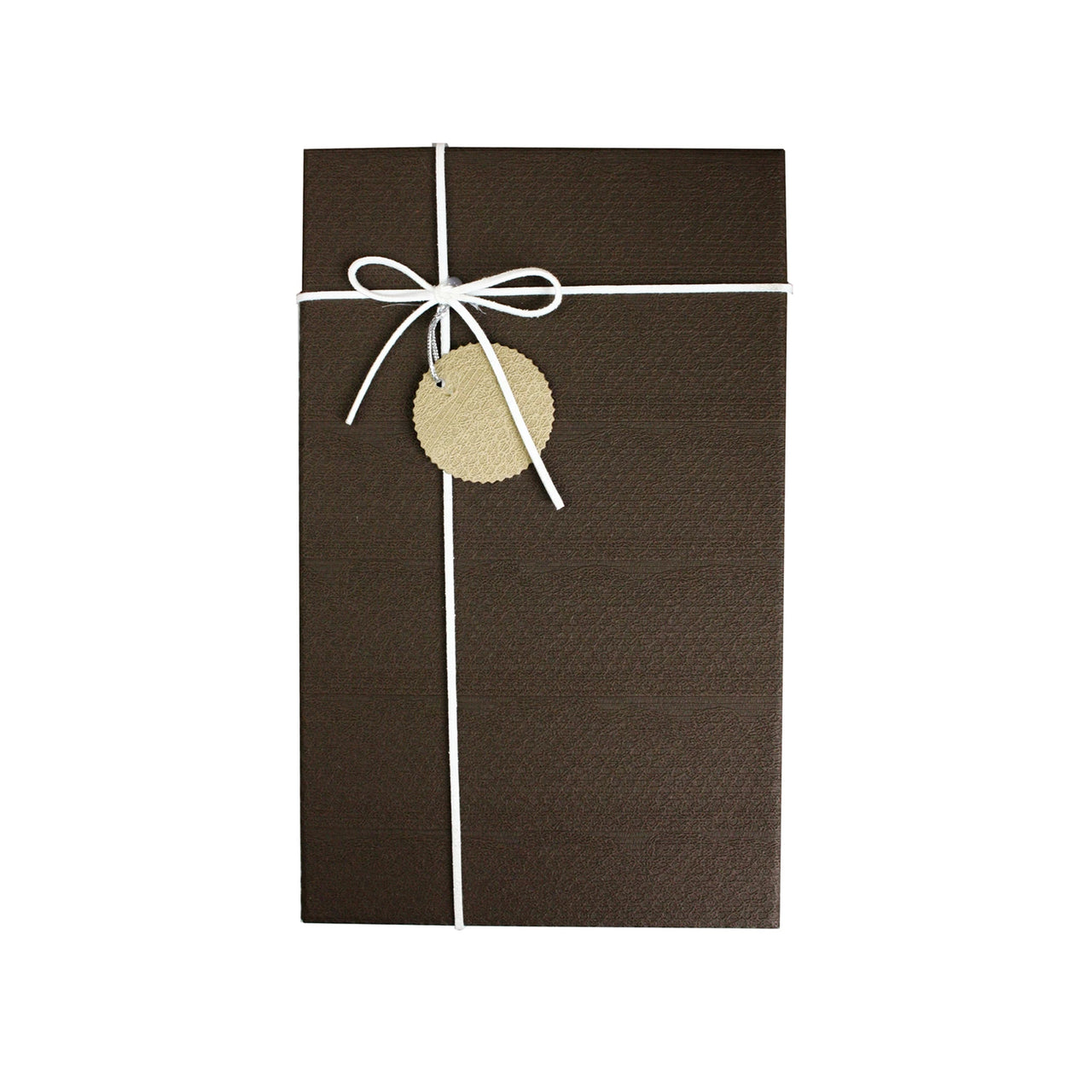 Small Gift Box - Dark Brown