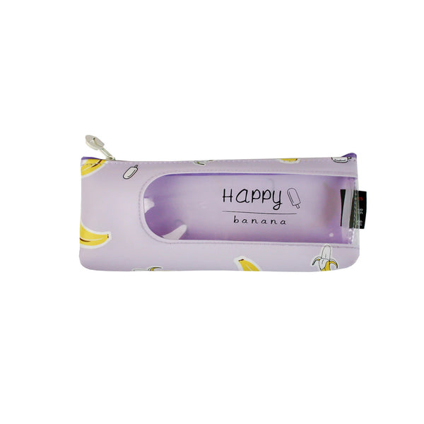 Fruit Pencil Case - Lilac