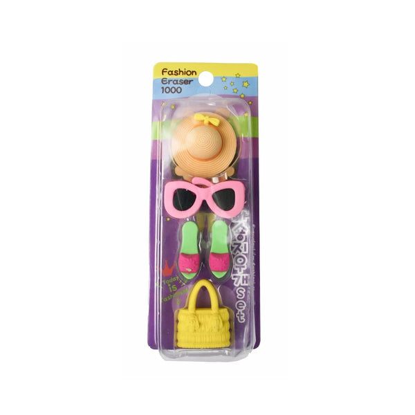 Purple Fashion Eraser