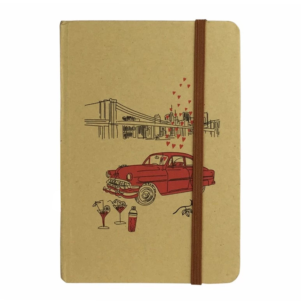 A5 City Notebook - New York - EMARTBUY