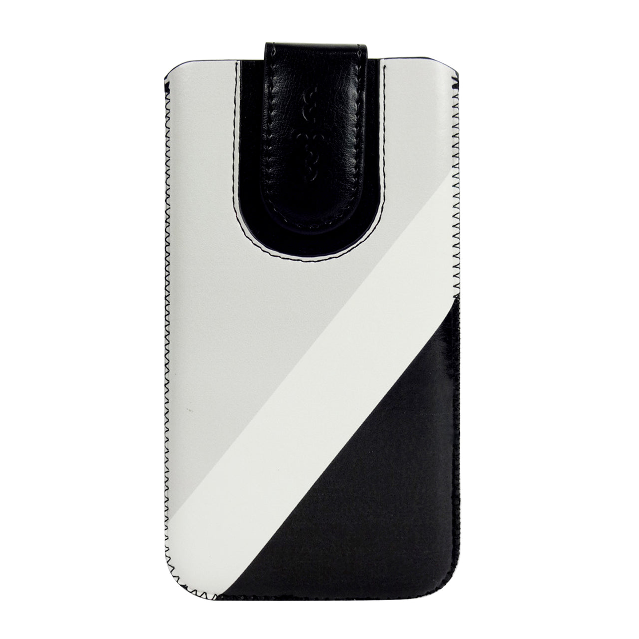 Universal Phone Pouch - Black Grey