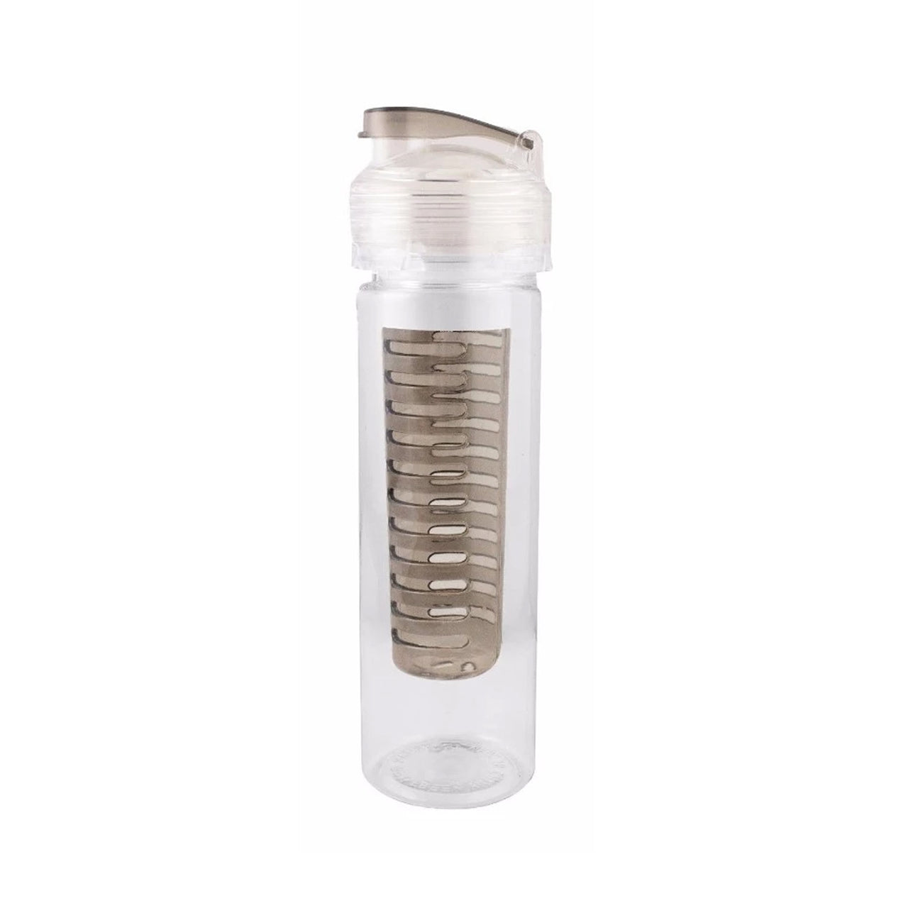 700ml Infuser Sipper Water Bottle - Black