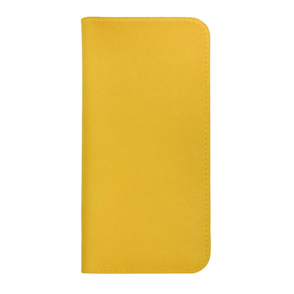 Magnetic Slim Wallet - Yellow