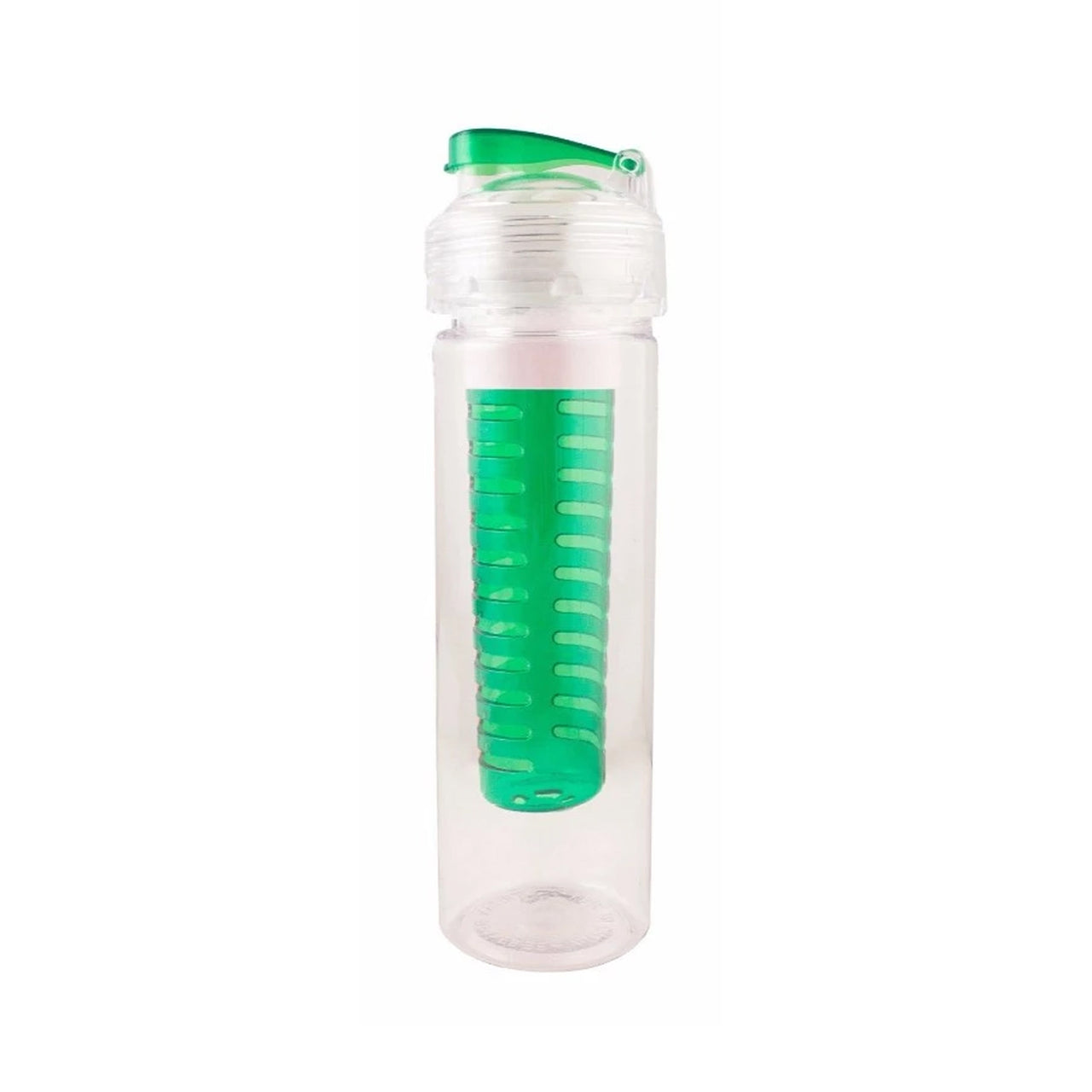 700ml Infuser Sipper Water Bottle - Green