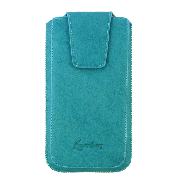 Universal Phone Pouch - Turquoise Classic