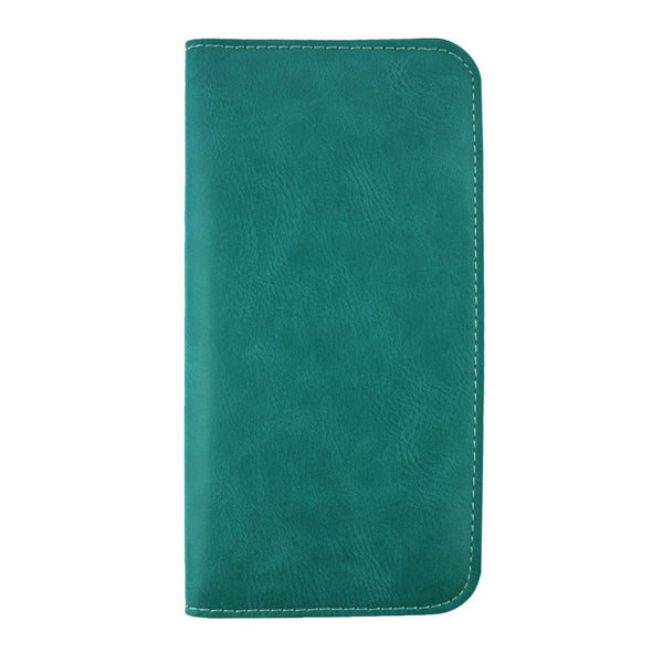 Magnetic Slim Wallet - Turquoise
