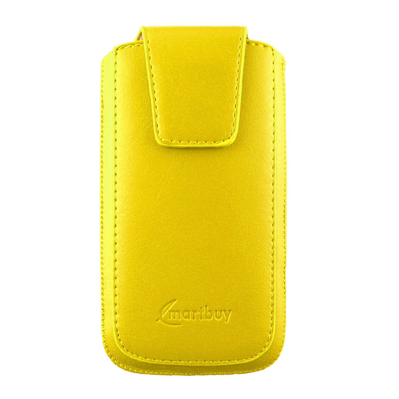 Universal Phone Pouch - Yellow Sleek
