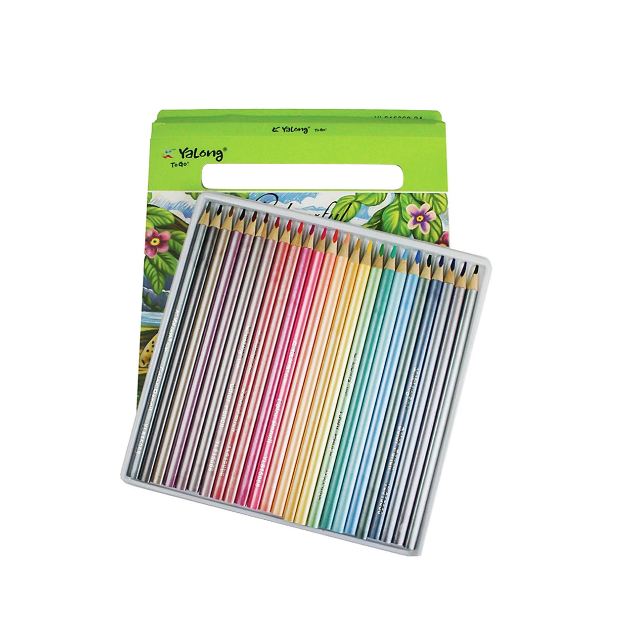 Coloring Pencils - Set of 24