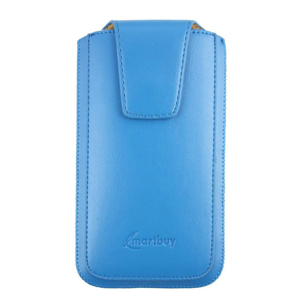 Universal Phone Pouch - Light Blue Sleek