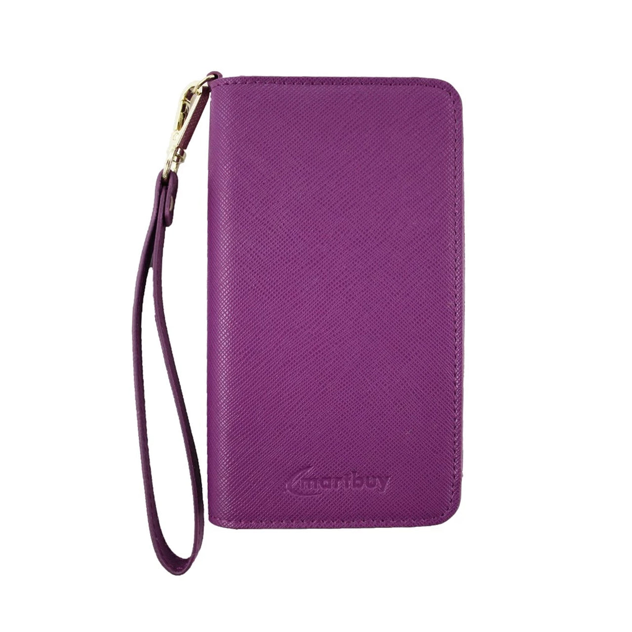 Clutch Folio - Purple