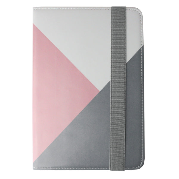 Universal Tablet Case - Pink Grey