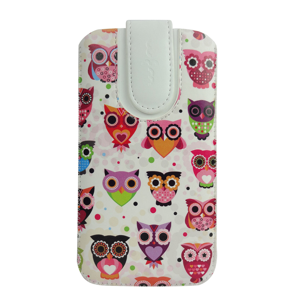 Universal Phone Pouch - Owls