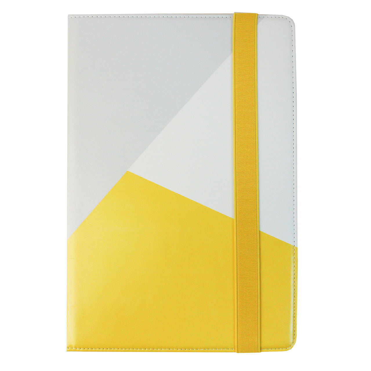 Universal Tablet Case - Grey Yellow