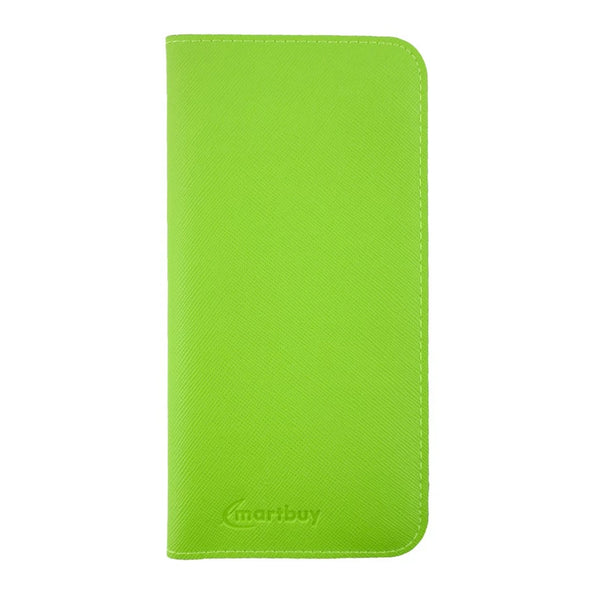 Magnetic Slim Wallet - Green