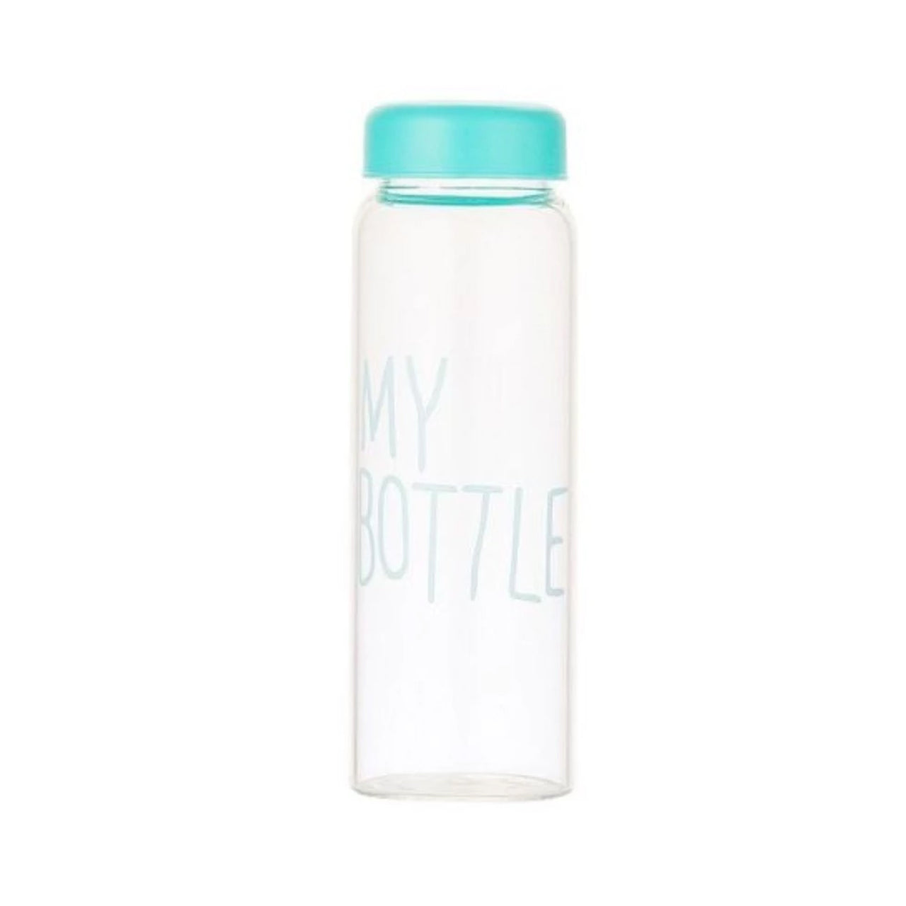Water Bottle with Gift Bag - Blue