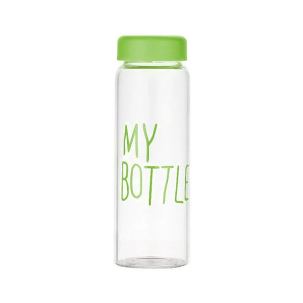 My Bottle with Bag - Green