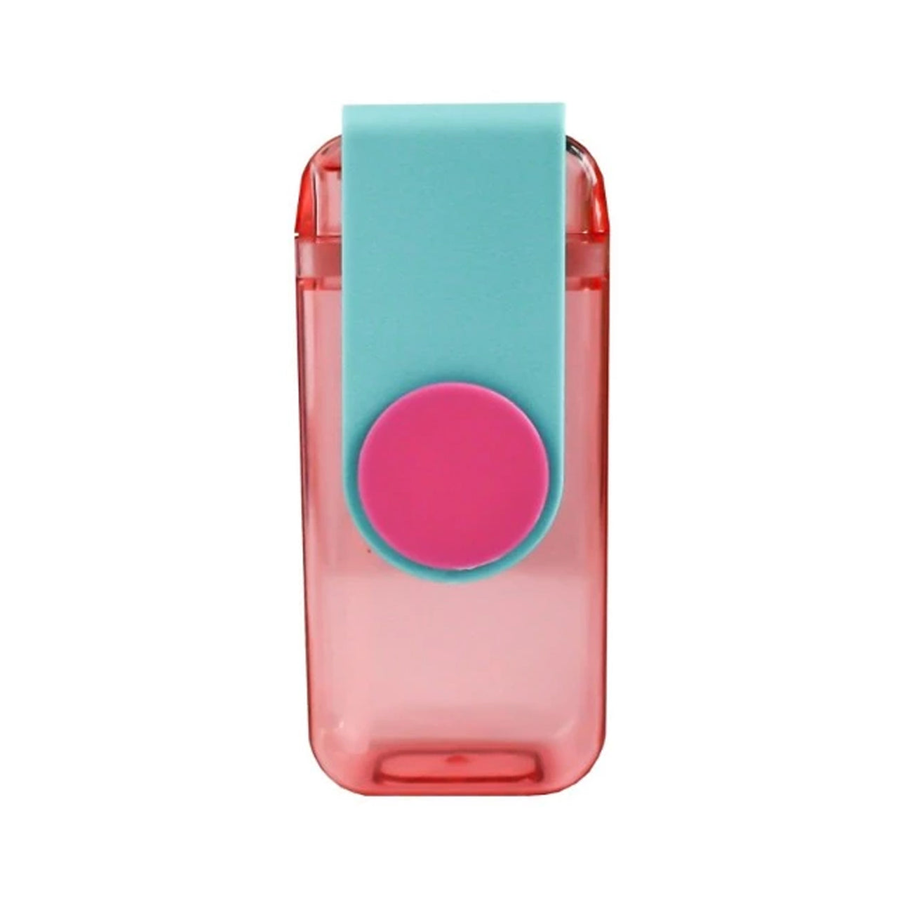 Sipper Water Bottle - Pink/Blue