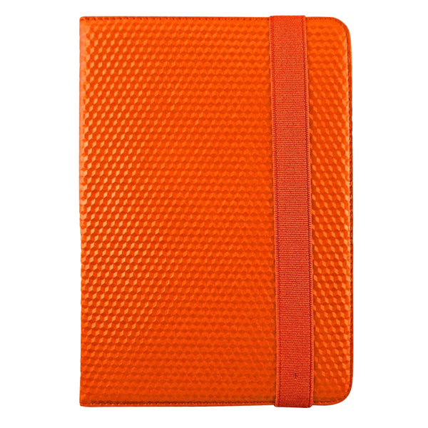 Universal Tablet Case - Textured Orange