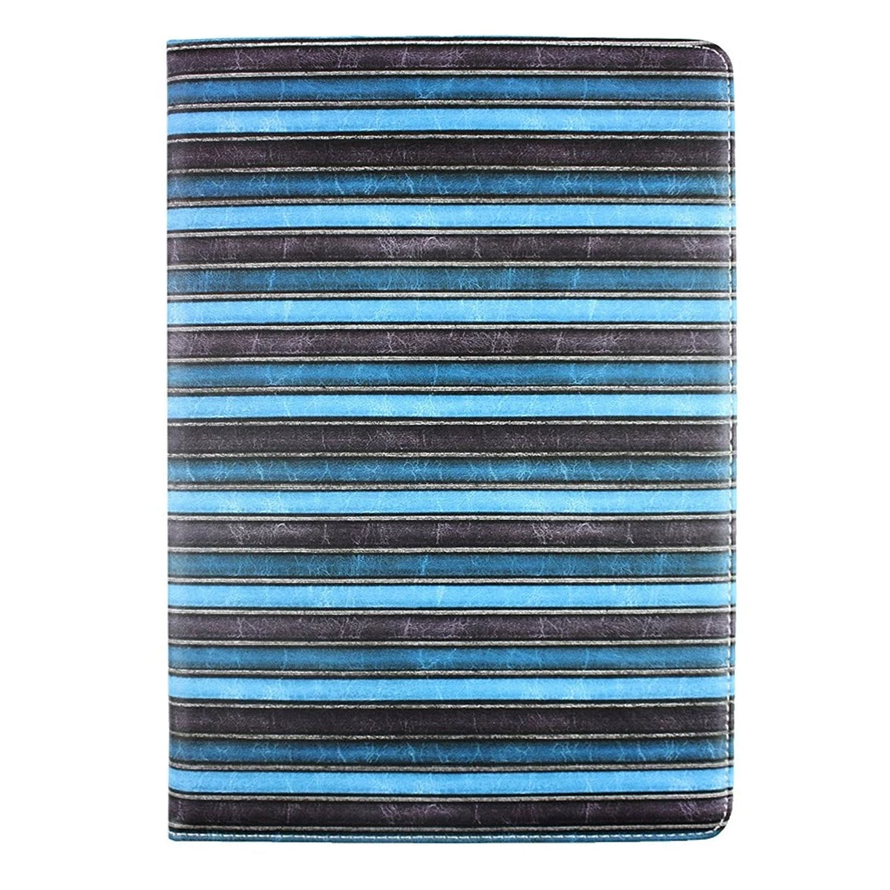 Universal Tablet Case - Blue Stripes