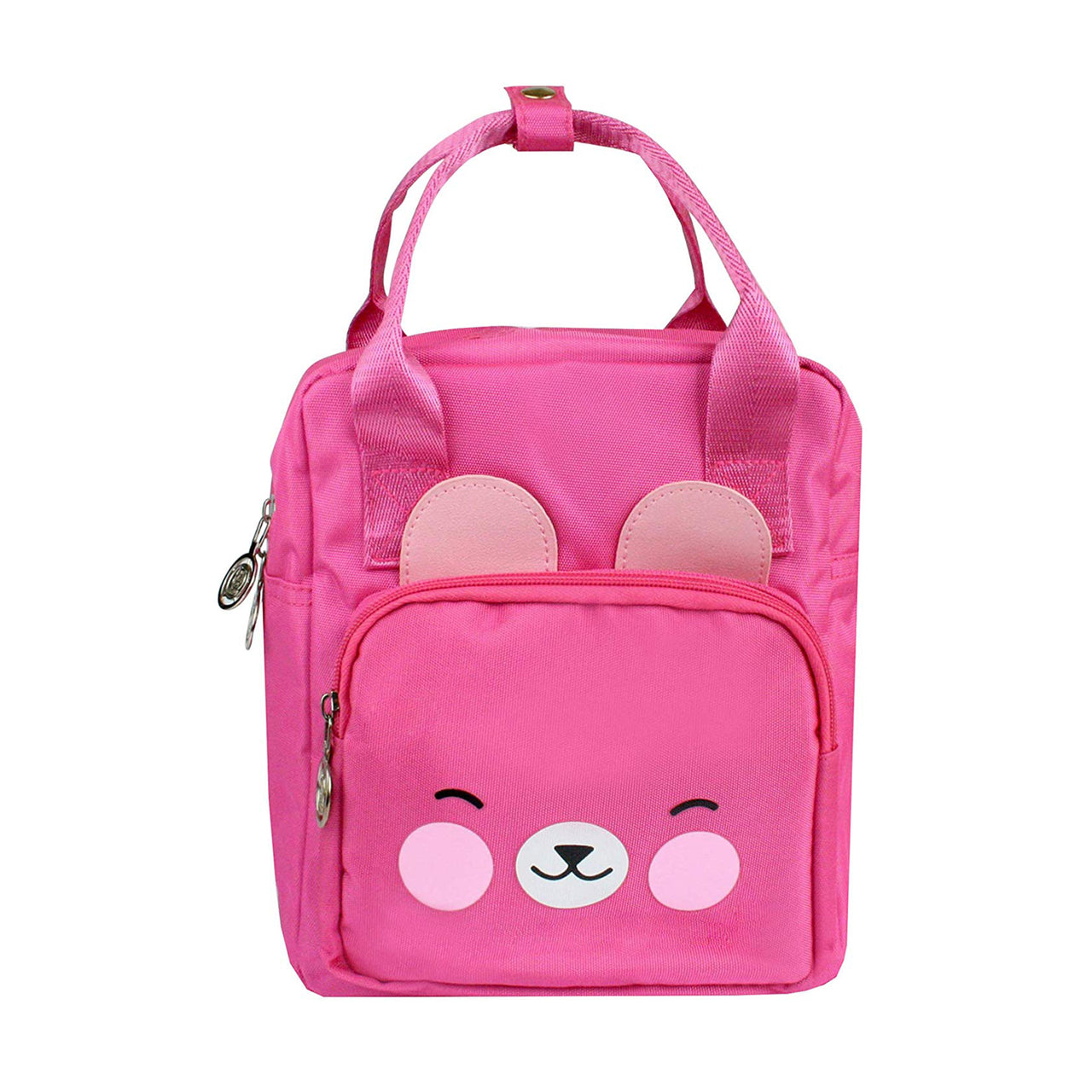 Teddy Bear Backpack - Pink