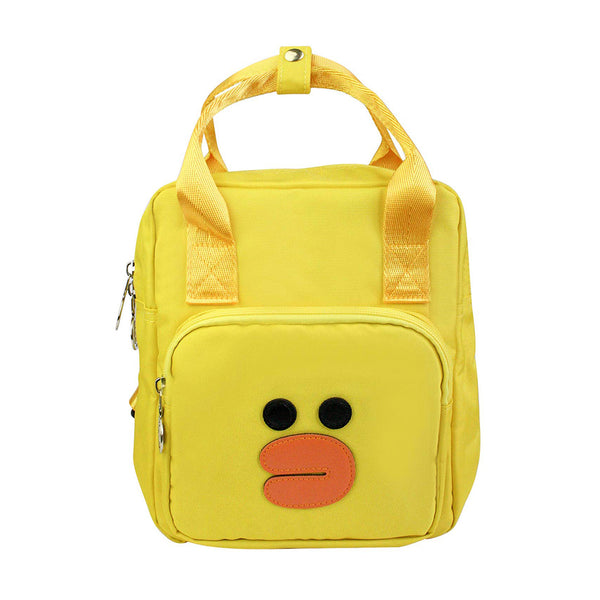 Duck Backpack - Yellow