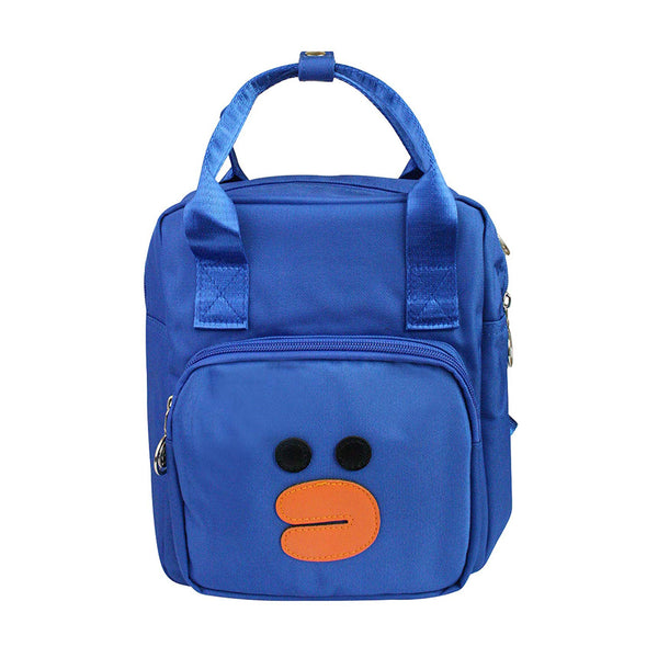 Duck Backpack - Blue