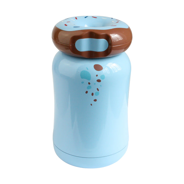 Doughnut Flask - Blue