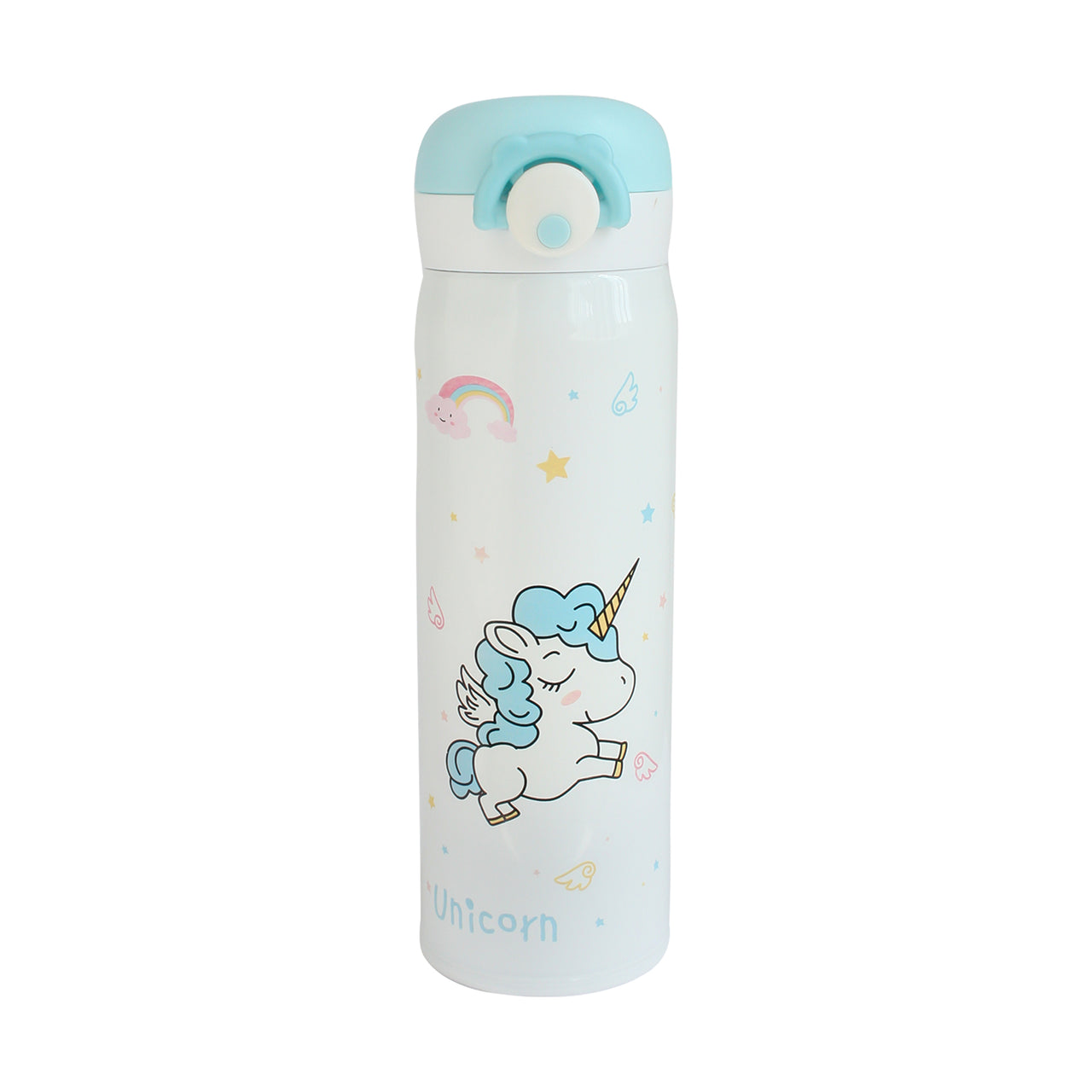 Unicorn Flask - White