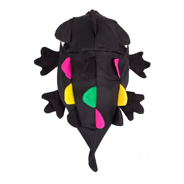Dinosaur Backpack - Black