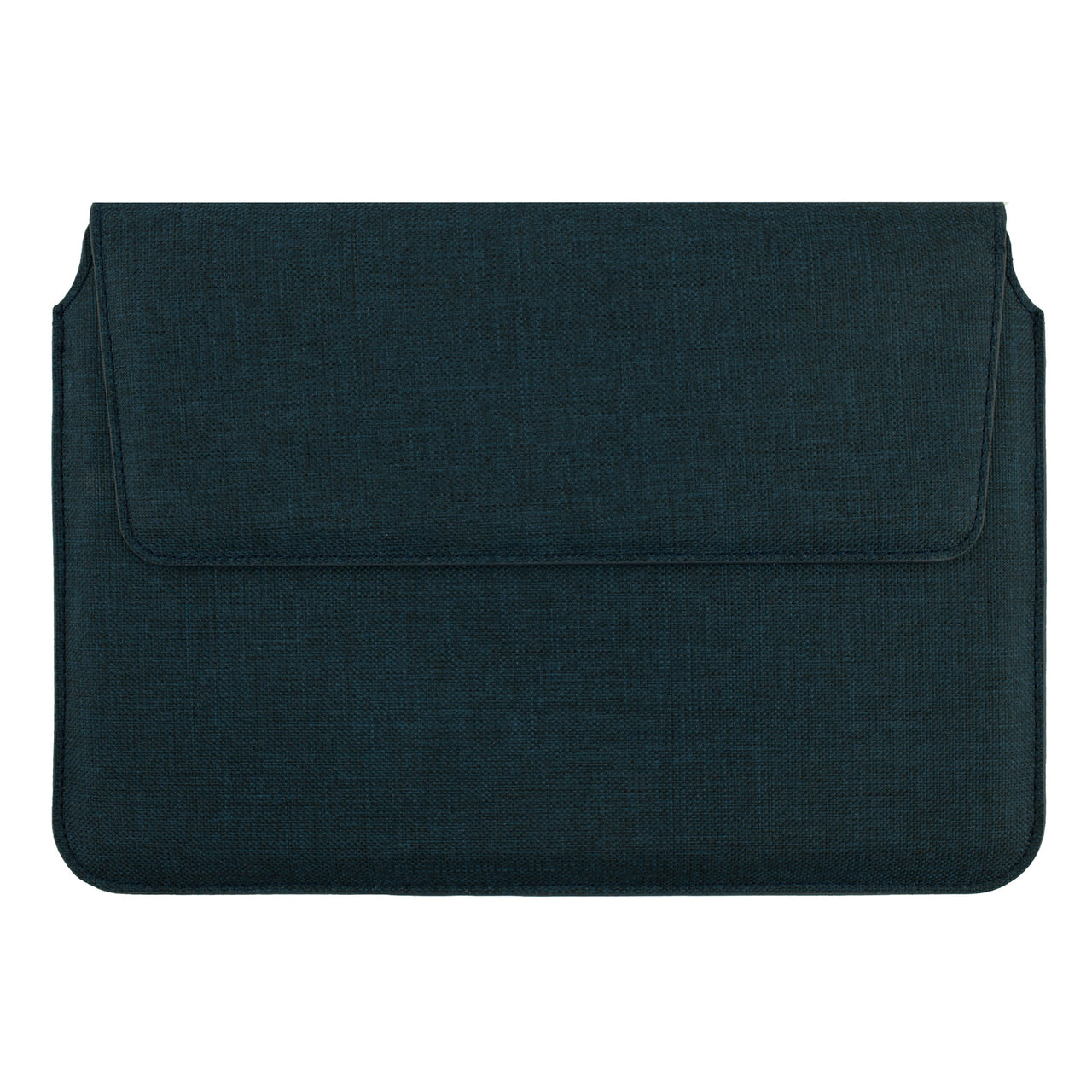 Textured Magnetic Folio - Dark Blue