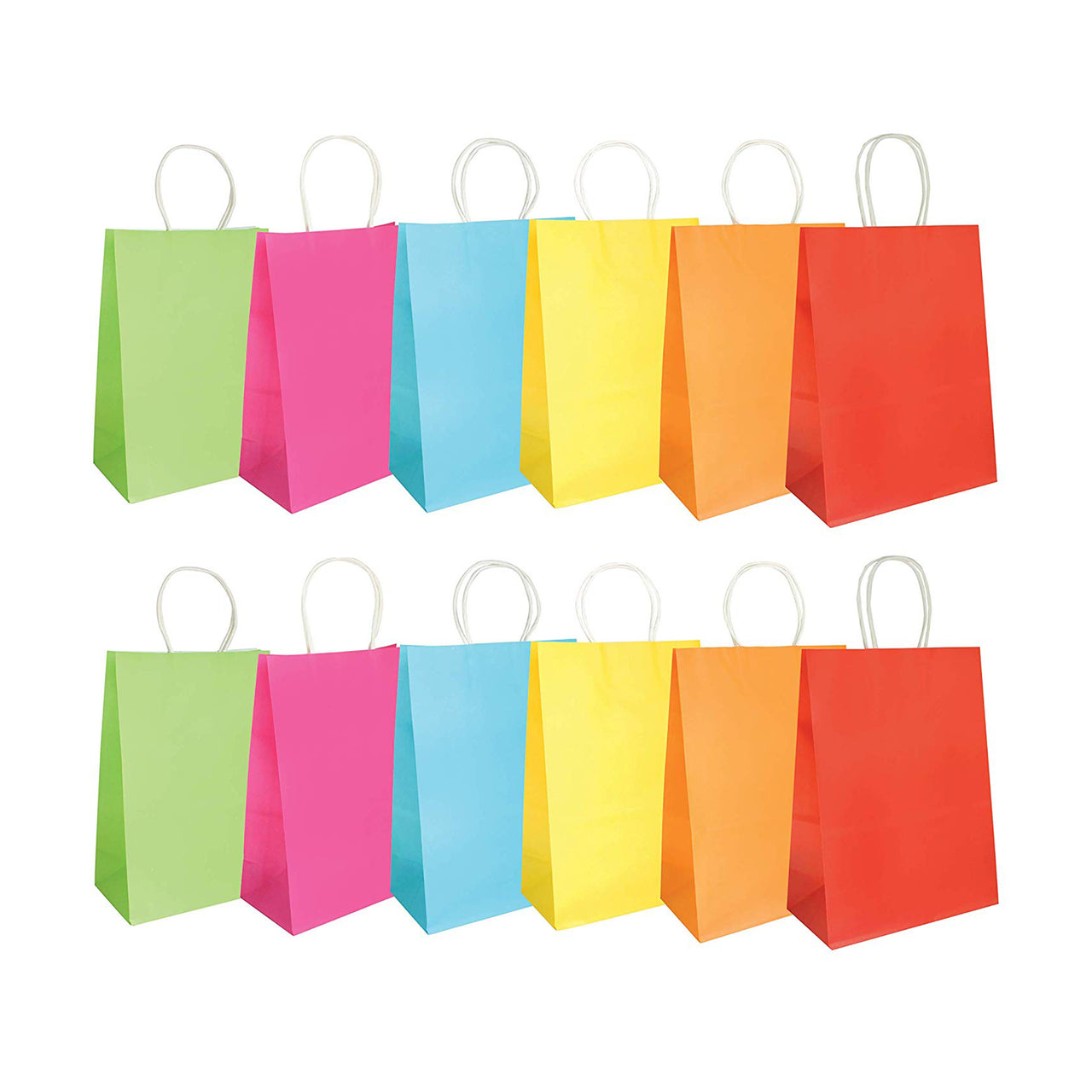 Plain Gift Bag - Set of 12