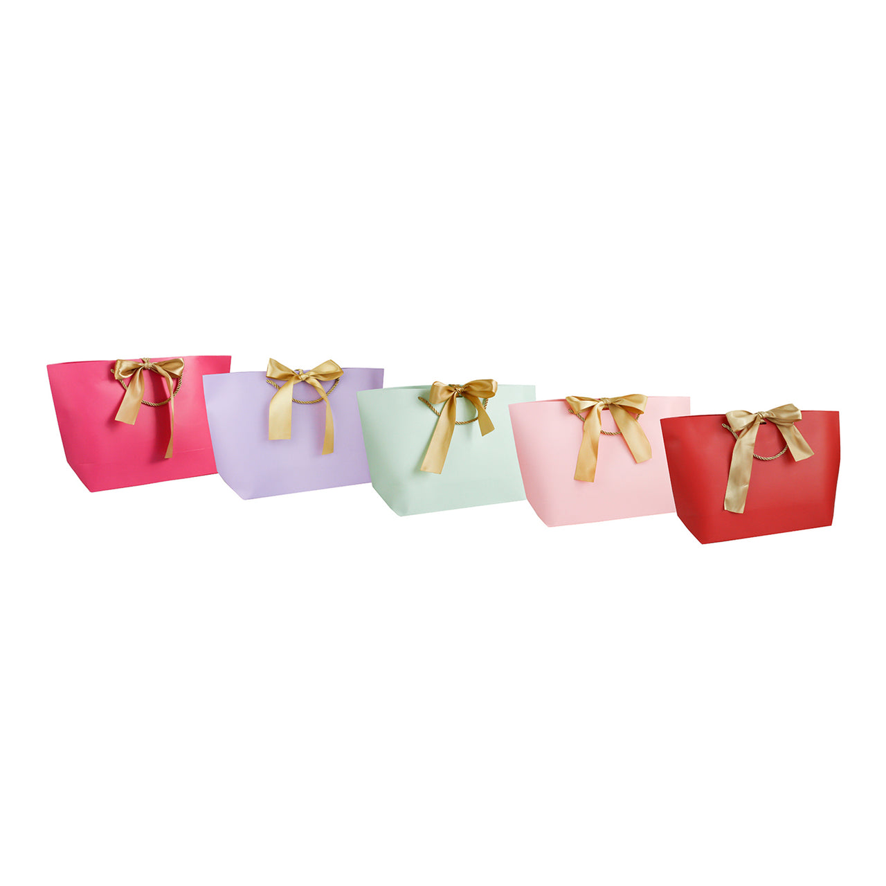 Plain Gift Bag - Set of 5