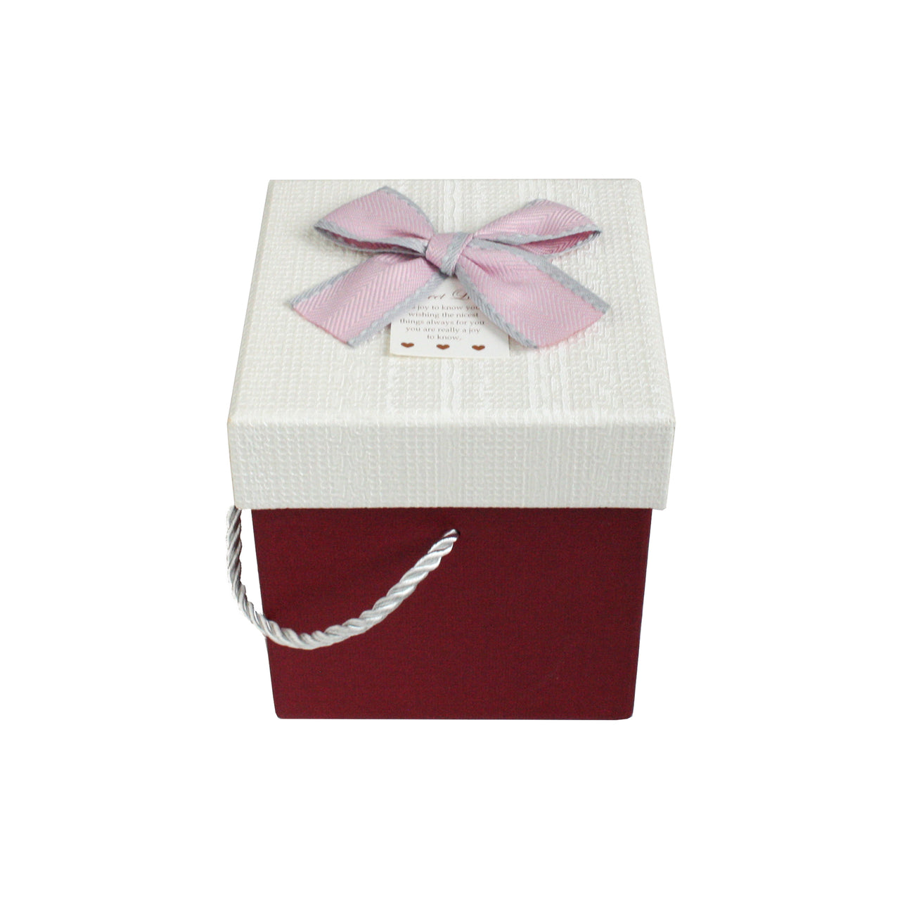 Small Red Gift Box