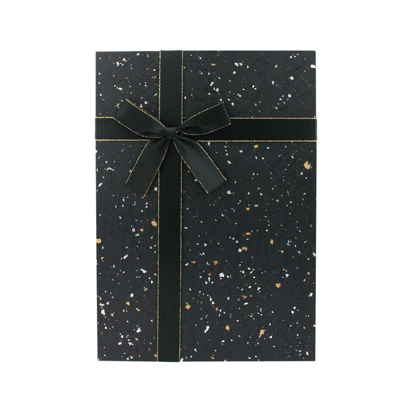 Black Silver Speckled Gift Box - EMARTBUY