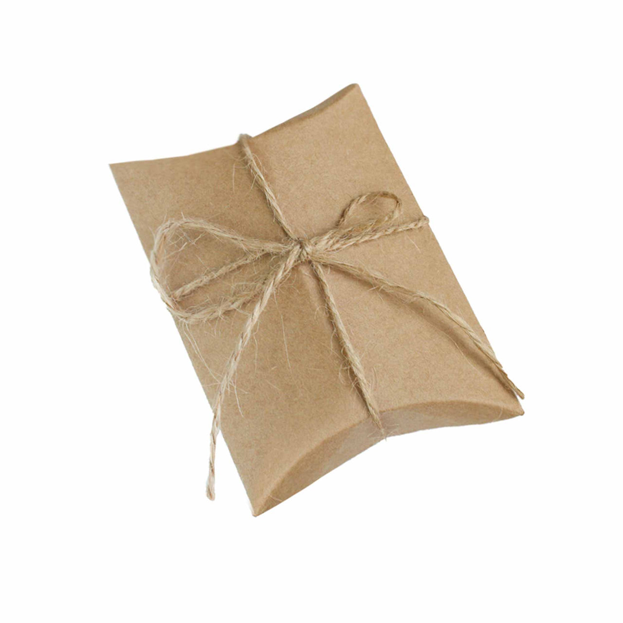 Brown Pillow Gift Box
