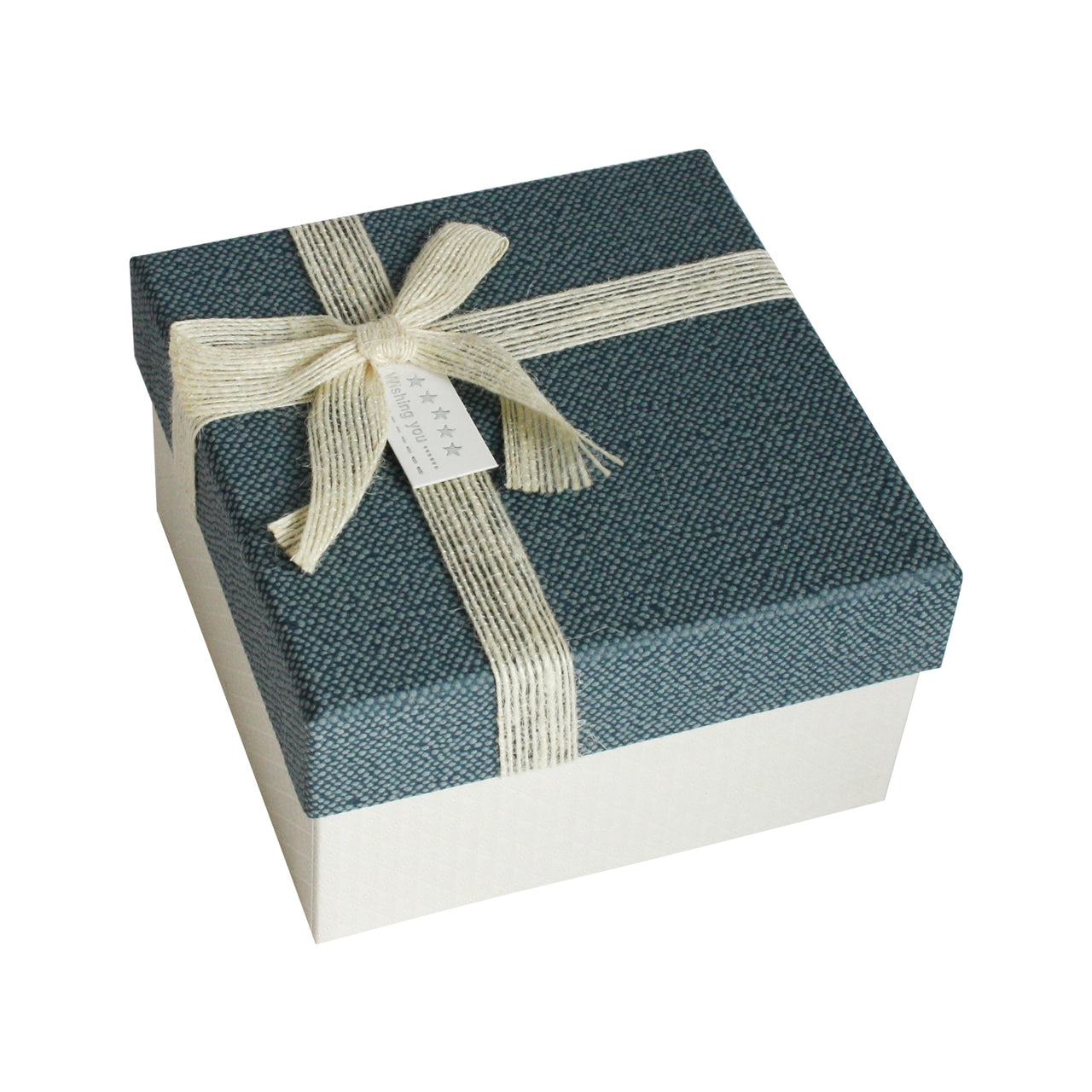 Small Blue Gift Box
